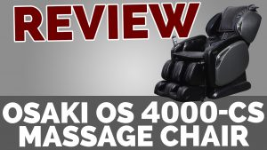 Osaki OS-4000 CS Review